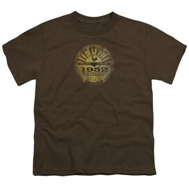 Sun Sun University Distressed Short Sleeve Youth T-Shirt
