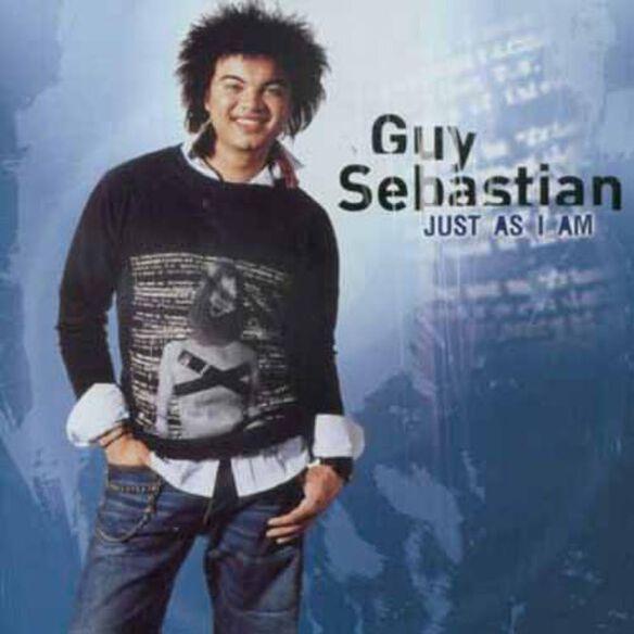 Guy Sebastian - Just As I Am