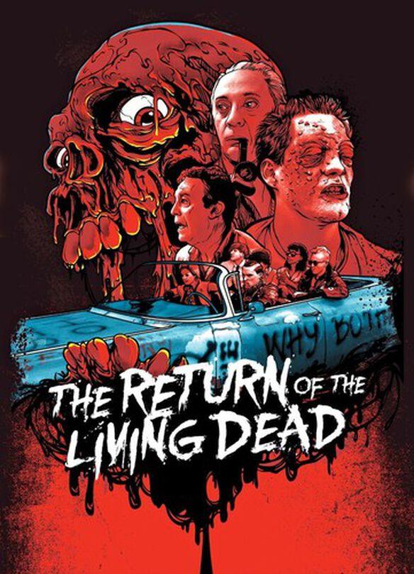 Return Of The Living Dead [Special Edition] [Sensormatic]