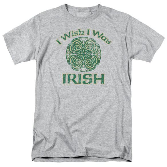 Irish Wish Short Sleeve Adult Athletic T-Shirt