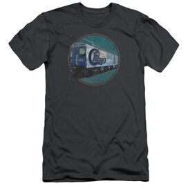 Chicago The Rail Short Sleeve Adult T-Shirt