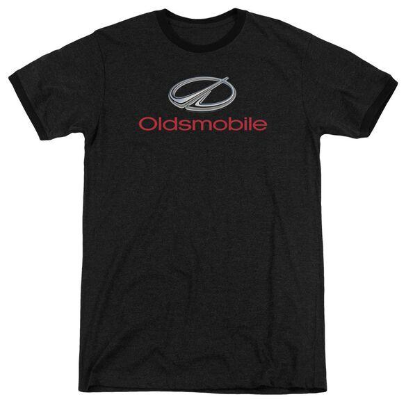 Oldsmobile Modern Logo Adult Ringer