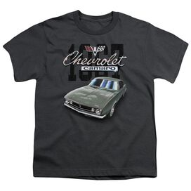 Chevrolet Classic Camaro Short Sleeve Youth T-Shirt