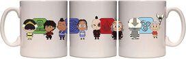 Avatar The Last Airbender Chibi Mug
