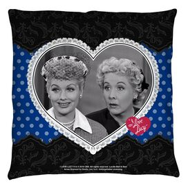 I Love Lucy Lace Of Friendship Throw