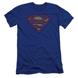 SUPERMAN LITTLE LOGOS-PREMUIM CANVAS ADULT SLIM FIT