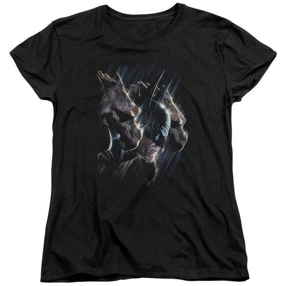 BATMAN GARGOYLES - S/S WOMENS TEE T-Shirt