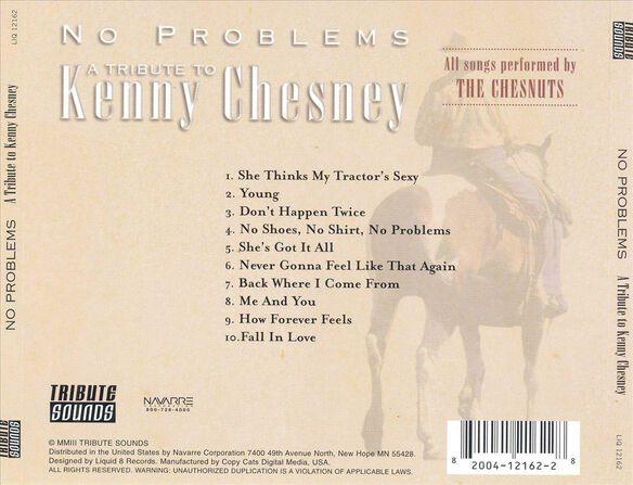 Tribute To Kenny Chesney