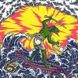 King Gizzard and the Lizard Wizard - Teenage Lizard / Hidden Live [Pink & Clear Colored Vinyl]