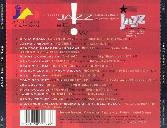 Jazz Hear & Now 0803