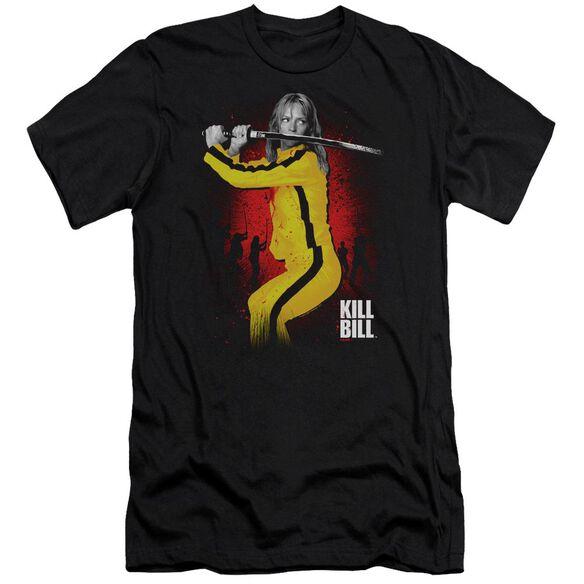 Kill Bill Surrounded Short Sleeve Adult T-Shirt
