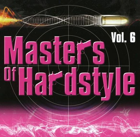 Masters Of Hardstyle 6 / Various