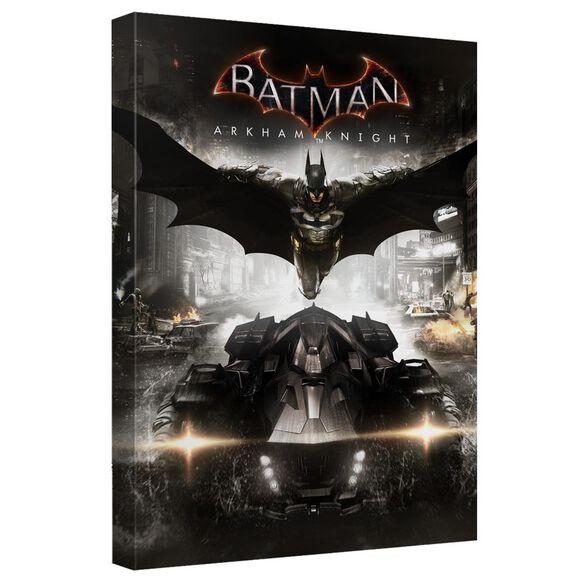 Batman Arkham Knight Arkham Knight Poster Quickpro Artwrap Back Board