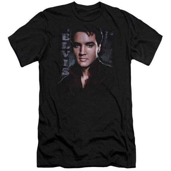 Elvis Tough Short Sleeve Adult T-Shirt