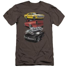 Fast And The Furious Muscle Car Splatter-premuim Canvas Adult Slim