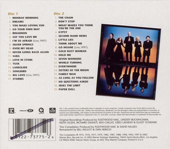 Very Best Of Fleetwood Mac (Enh)