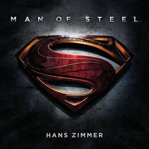 Man Of Steel (Score) / O.S.T. (Bril)