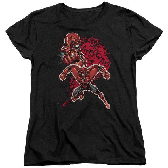 Green Lantern Atrocitus Short Sleeve Womens Tee T-Shirt
