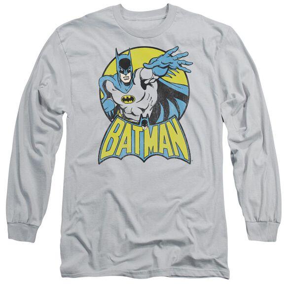 Dc Batman Long Sleeve Adult T-Shirt