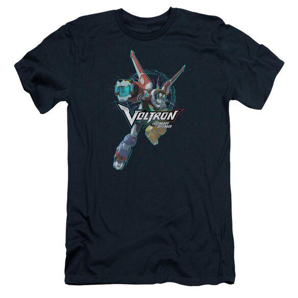 Voltron Defender Pose Short Sleeve Adult T-Shirt