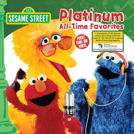 Various Artists - Sesame Street (Platinum All-Time Favorites)