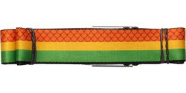 Aquaman Suit Stripes Seatbelt Belt