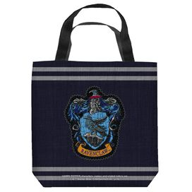 Harry Potter Ravenclaw Stitch Crest Tote