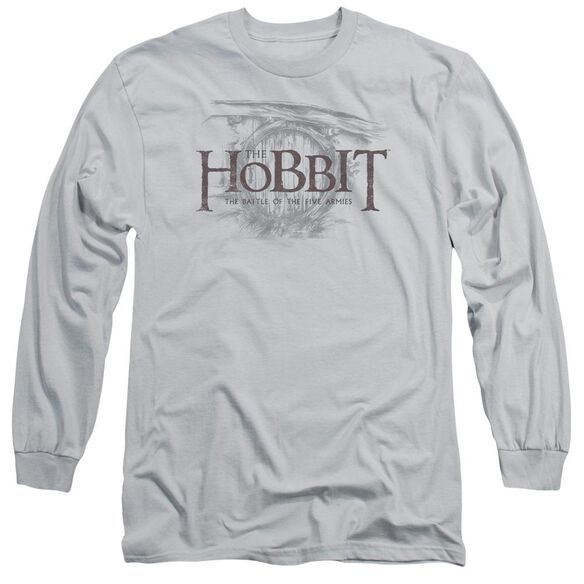 Hobbit Door Logo Long Sleeve Adult T-Shirt