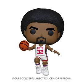 Funko Pop! NBA: Legends- Julius Erving (Nets Home)