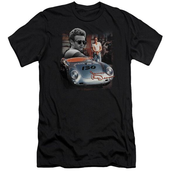 Dean Sunday Drive Short Sleeve Adult T-Shirt