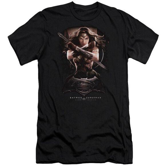 Batman V Superman Ww Ground Zero Short Sleeve Adult T-Shirt