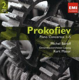 S. Prokofiev - Piano Concertos Nos. 1 & 5