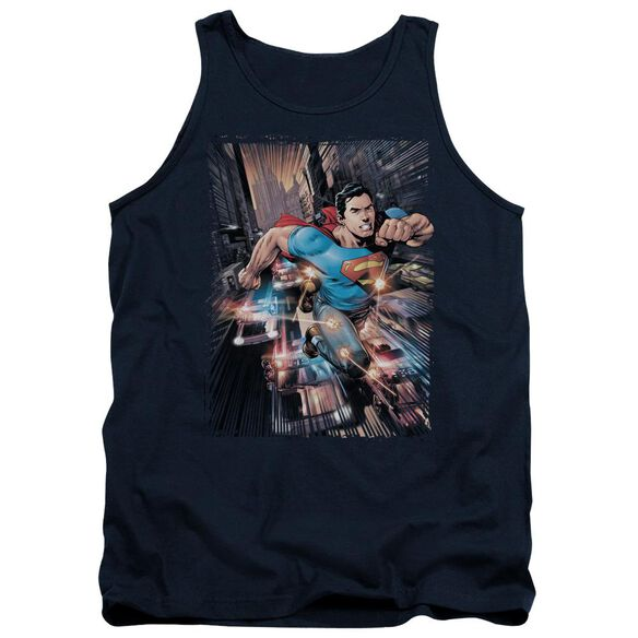 Superman Action Comics #1 Adult Tank