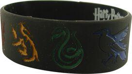 Harry Potter Hogwarts Animals Rubber Wristband