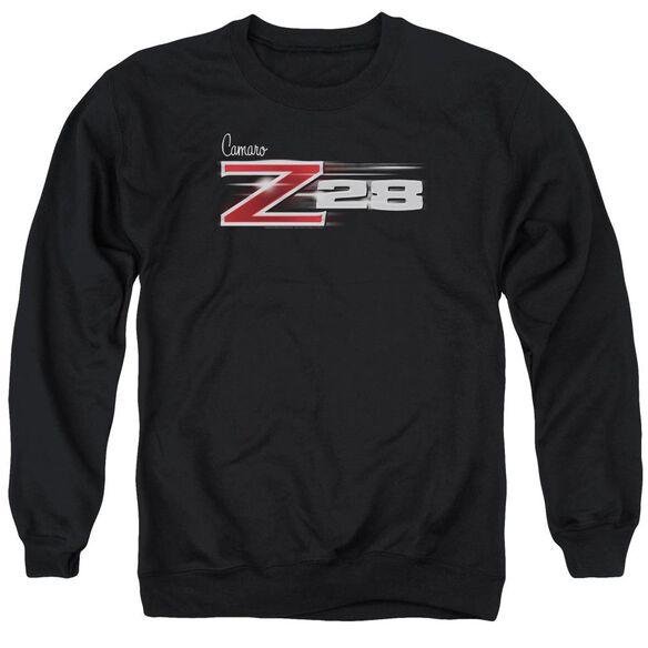 Chevrolet Z28 Logo Adult Crewneck Sweatshirt