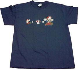 Mario Growth Equation Youth T-Shirt