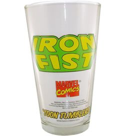 Iron Fist Punch Glass