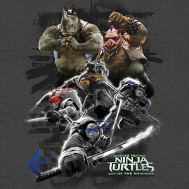TMNT Beat Em Up T-Shirt