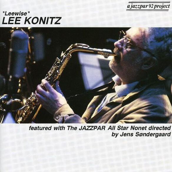 Lee Konitz - Leewise-Jazzpar All-Star Nonet