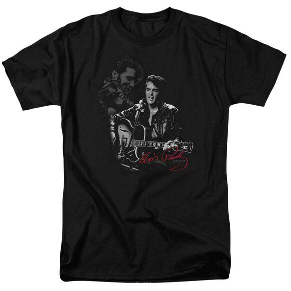 Elvis Show Stopper Short Sleeve Adult T-Shirt