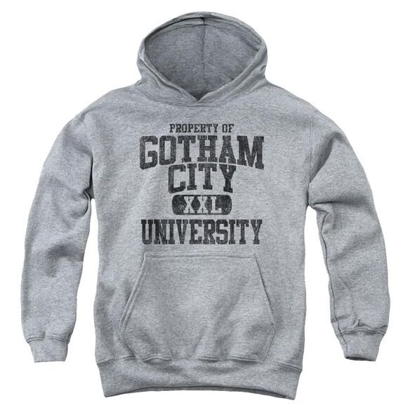 Batman Property Of Gcu Youth Pull Over Hoodie