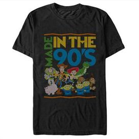 Toy Story Made in 90s T-Shirt