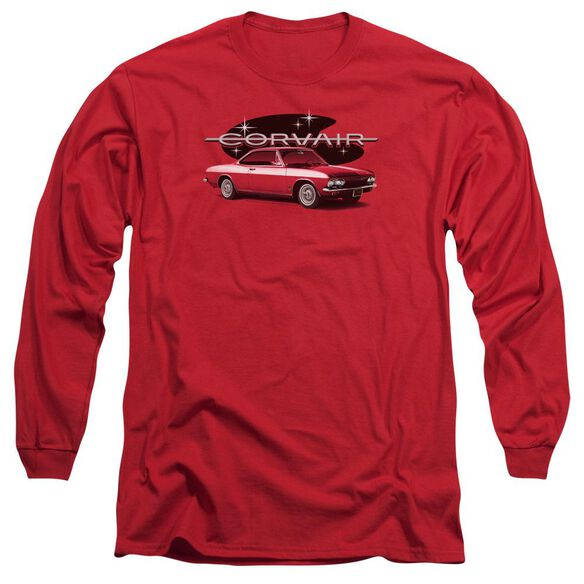 Chevrolet 65 Corvair Mona Spyda Coupe Long Sleeve Adult T-Shirt