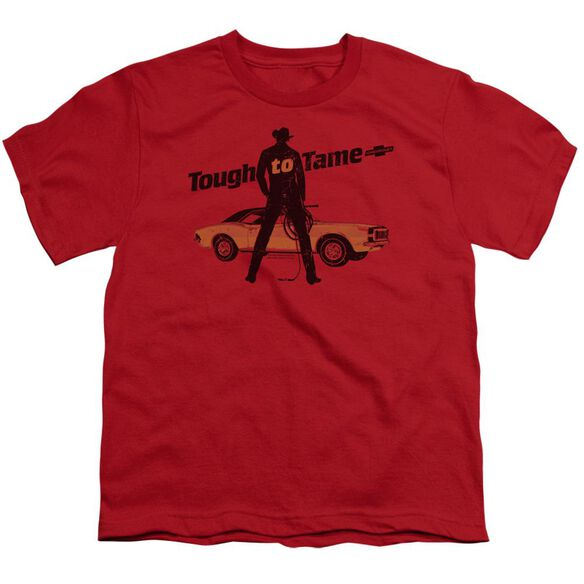 Chevrolet Tough To Tame Short Sleeve Youth T-Shirt