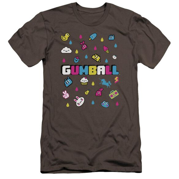 Amazing World Of Gumball Fun Drops Hbo Short Sleeve Adult T-Shirt