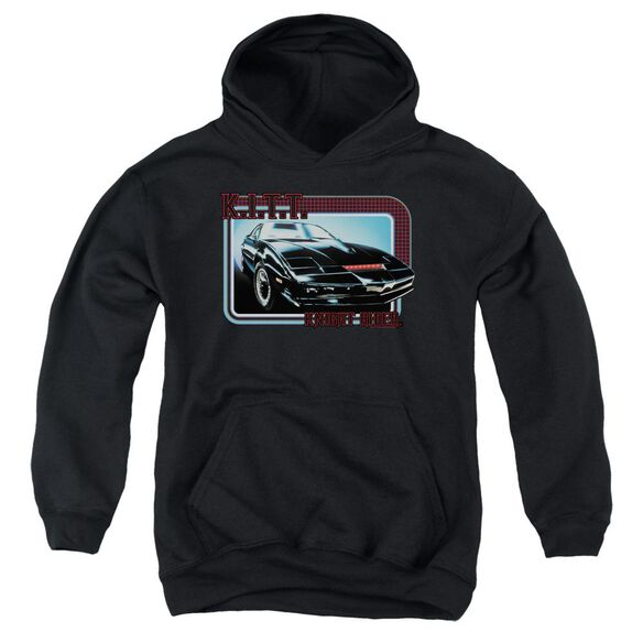Knight Rider Kitt Youth Pull Over Hoodie