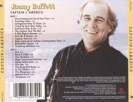 Jimmy Buffett - Captain America
