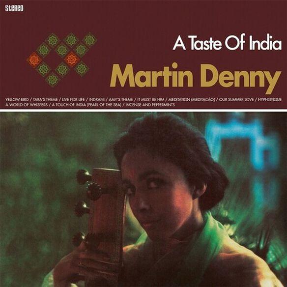 Martin Denny - A Taste Of India