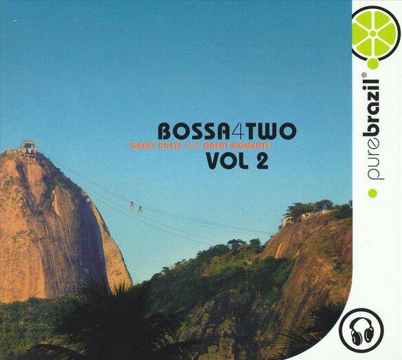 Pure Brazil: Bossa 4 T V2