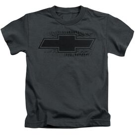 Chevrolet Bowtie Burnout Short Sleeve Juvenile T-Shirt